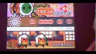 getlinkyoutube.com-Metcha! Taiko no Tatsujin - Saitama 2000