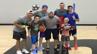 flushyoutube.com-All Sports Trick Shots | With Dude Perfect