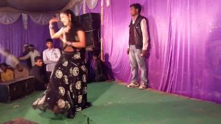 Orchestra dance Video tham ke baras by Aanchal