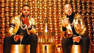 Jason Derulo - Tip Toe feat French Montana (Official Music Video) width=