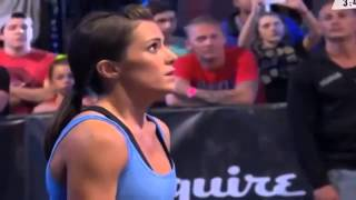 getlinkyoutube.com-American Ninja Warrior 2014 Kacy Catanzaro