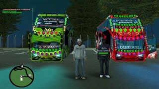 getlinkyoutube.com-Gta san - รถบัสนำเที่ยวติดเครื่องเสียง 2 บัสสุดหล่อ VIP BUS 2 [Bus Vip Gta san Thailand]page