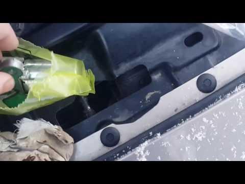 Клапан VVT соленоид замена VOLVO S60