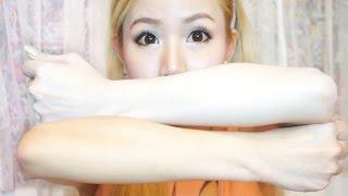 getlinkyoutube.com-รีวิว : ผิวขาวแบบสาวเกาหลีได้ภายใน 1 วัน กับ Coe Fabulous White CC and DD Cream