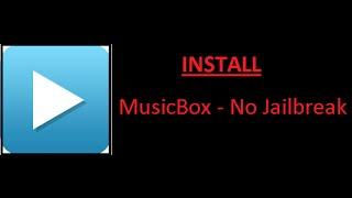getlinkyoutube.com-(MusicBox) Get FREE Music/Songs No Jailbreak WORKING iOS 7-8