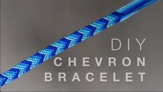 getlinkyoutube.com-DIY Chevron Friendship Bracelet