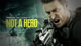 "Resident Evil 7 - ""Not a Hero"" DLC Gameplay"