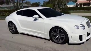 getlinkyoutube.com-The ONLY Widebody Hardtop Bentley GT REPLICA