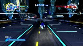 getlinkyoutube.com-Sonic Generations Mod: Sonic vs Shadow SA2 Style