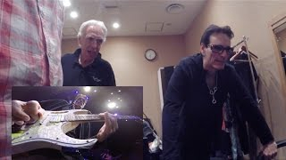 getlinkyoutube.com-Steve Vai GoPro extras from Answers live in Tokyo 2014