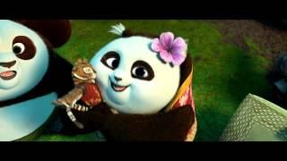 getlinkyoutube.com-Kung Fu Panda 3 - Trailer 2 español (HD)