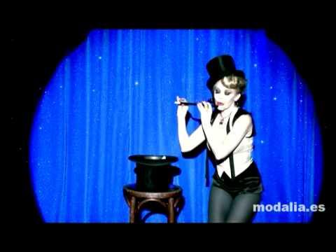 Kylie Minogue para Tous. Spring-Summer 2010