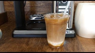 getlinkyoutube.com-Iced Caramel Macchiato - newest Ninja Coffee Bar System