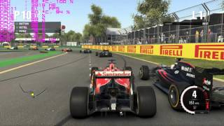 F1 2015 Performance on AMD FX-8320 + Radeon R9 380 4GB