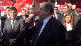 MHP Osmaneli Seçim Bürosu Açılışı