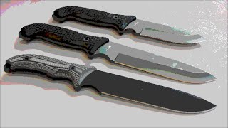getlinkyoutube.com-New Schrade Survival Knives, Pry Bar / Demolition Tool - Blade Show 2015