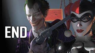 getlinkyoutube.com-Batman Arkham Knight Batgirl Walkthrough Part 2 - ENDING - A Matter of Family DLC