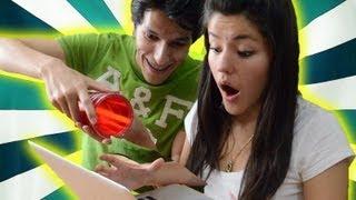 getlinkyoutube.com-Broma: Se me cae el agua en tu laptop | LOS POLINESIOS BROMAS PLATICA POLINESIA
