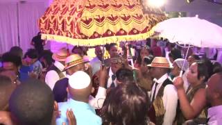 getlinkyoutube.com-ethiopian wedding-  israel ethiopians