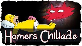 getlinkyoutube.com-Die Simpsons: Springfield - Homers Chiliade & Donut-Tag 2016! ★ (Deutsch / German) | xHeaven