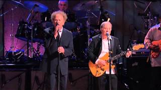 "Paul Simon and Art Garfunkel - ""Bridge Over Troubled Water"" (6/6) HD"