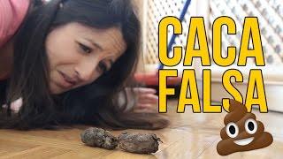 Cómo hacer CACA falsa - Bromas caseras fáciles