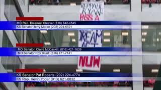 Llame a su Representante de Gobierno y presione para que aprueben el Dream Act el próximo año