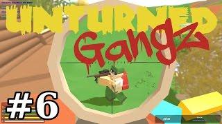 "getlinkyoutube.com-UNTURNED GangZ | E06 | ""Raided by Negan's Boys!"" (Team PvP)"