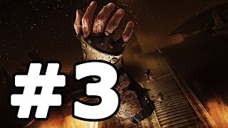 Dead Space Walkthrough Part 3 - No Commentary Playthrough (Xbox 360/PS3/PC)