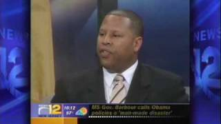 getlinkyoutube.com-News12 Interview with John Sharpe James