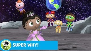 getlinkyoutube.com-SUPER WHY! | Super Readers Travel to Outer Space | PBS KIDS