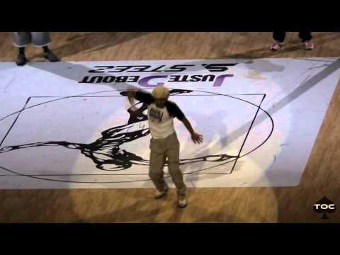 P.Lock | JUSTE DEBOUT STEEZ 2012 PARIS, BERCY | JUDGE DEMO LOCKING