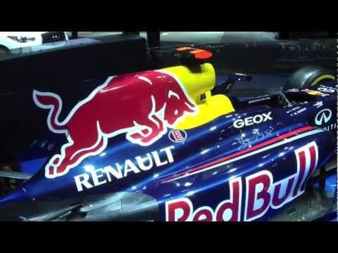Formula 1 Red Bull RB5 Los Angeles auto show 2012.mov por Jose Castro elmexicanodeportes.com
