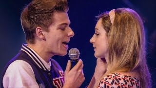 getlinkyoutube.com-Sepp vs Shauni - 'Marvin Gaye' | The Battles | The Voice van Vlaanderen | VTM