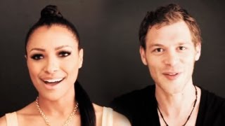 getlinkyoutube.com-Mother's Day WEB EXTRA: Kat Graham and Joseph Morgan