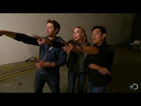 Shake & Quake Earthquake Safety | MythBusters