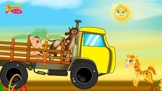 getlinkyoutube.com-Музичний мультфільм – Я мандрую по землі. Пісні для дітей українською