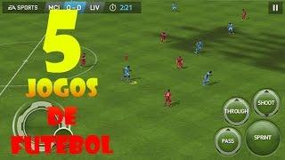 getlinkyoutube.com-Melhores Jogos de Futebol Para Android