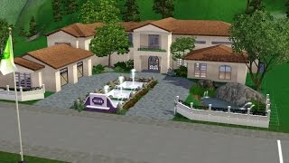 The Sims 3 - House Building - My Dream House
