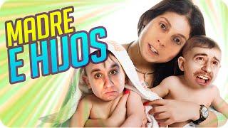 getlinkyoutube.com-MADRE E HIJOS! | SARINHA, EXO Y LUH EN WHO'S YOUR DADDY