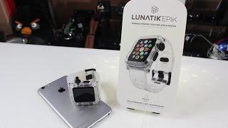 getlinkyoutube.com-Lunatik Epik Apple Watch Case Unboxing/Review!