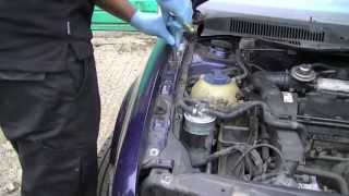 getlinkyoutube.com-VW Golf Jetta Mk4 Front Wing Fender Removal Simple Easy Steps