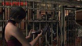 getlinkyoutube.com-Resident Evil 4 - Separate Ways (Welcome To Hell) Mode - Chapter 3 (New Game) HQ