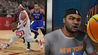 getlinkyoutube.com-NBA 2K16 PS4 My Career - Crazy Knicks Lineup!