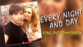 getlinkyoutube.com-Salman's Girlfriend Iulia Vantur's Every Night And Day OFFICIAL SONG RELEASES Tomorrow