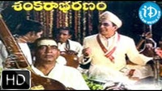 Sankarabharanam (1979) - HD Full Length Telugu Film - Somayajulu - Manju Bhargavi - Vishwanath