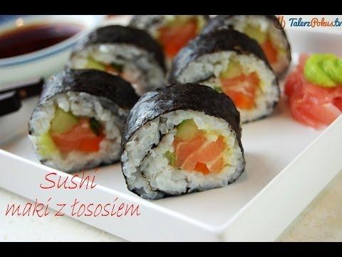 Warsztaty sushi z Blue Dragon