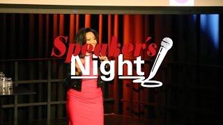 Speakers Night Zakelijk de nieuwe bibliotheek