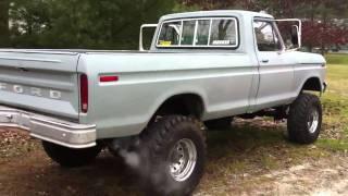 1974 Ford Highboy F250