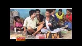 getlinkyoutube.com-Yamraj La Bhoot Dharlis - Full Comedy Drama - Duje Nishad - Ramu Yadav